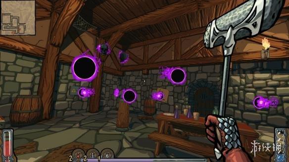 《血屠城堡》游戏截图