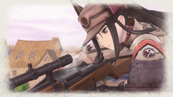 《战场女武神4》游戏截图-2