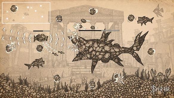 《亞特蘭蒂斯之地》游戲截圖