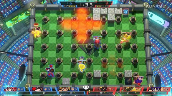 《超级炸弹人R》游戏截图-1