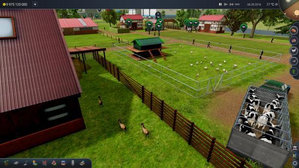 《農場經理2018》游戲截圖