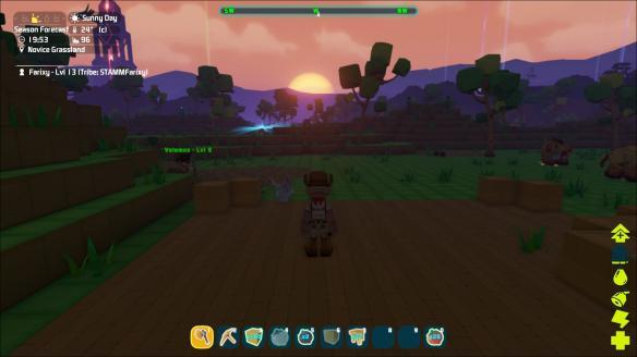 《方块方舟》游戏截图-2