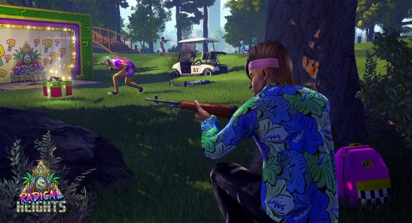 《激进高地》高清游戏截图-1