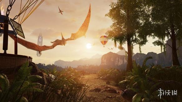 《方舟公园》游戏截图