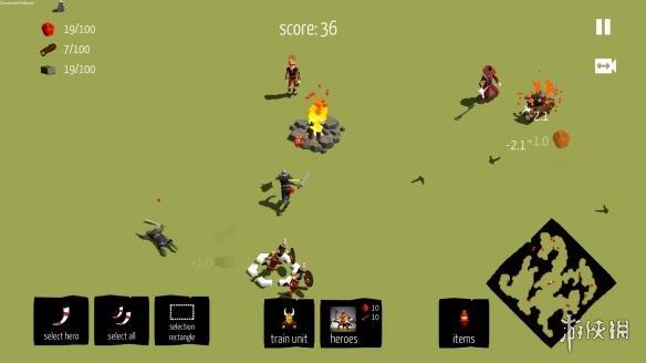 《维京村落》游戏截图