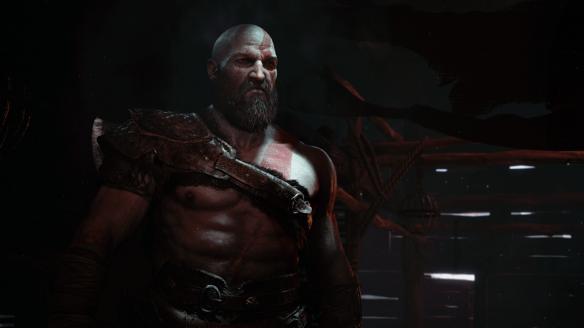 《战神4》游戏截图-6