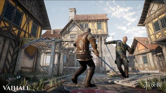 《英灵之战》游戏截图