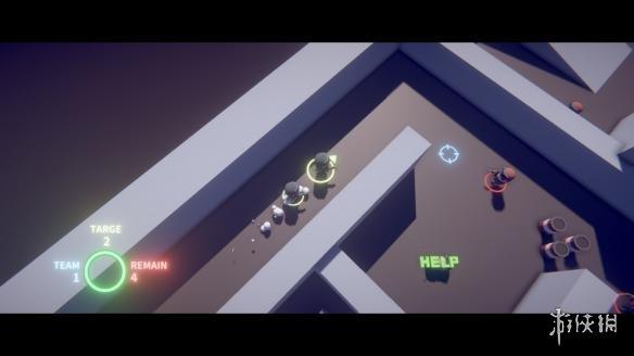 《蛇行武装》游戏截图