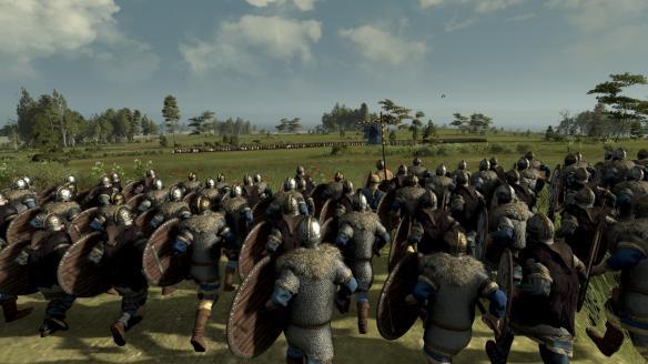 《全面戰爭傳奇:大不列顛王座》游戲截圖-2