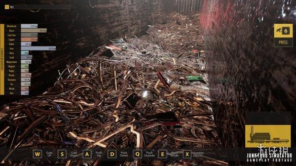 《廢品場模擬》游戲截圖