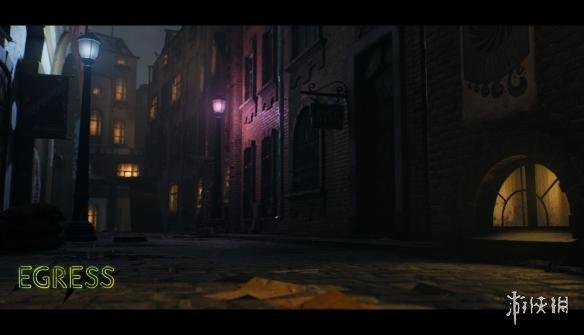 《Egress》游戲截圖