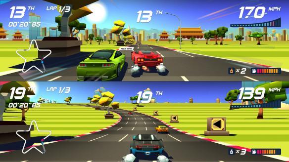 《追逐地平线Turbo》游戏截图-3