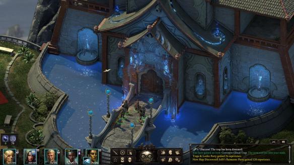 《永恒之柱2:死亡之火》游戏截图-1