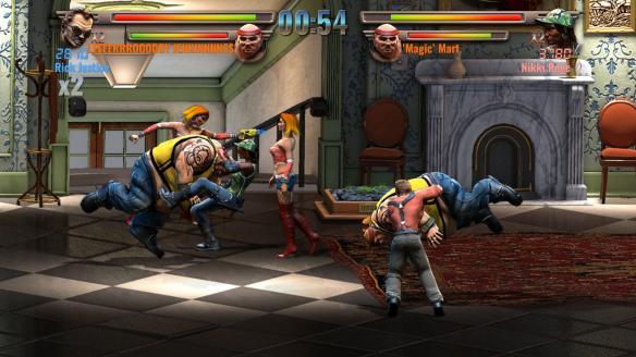 《怒火判官》游戲截圖
