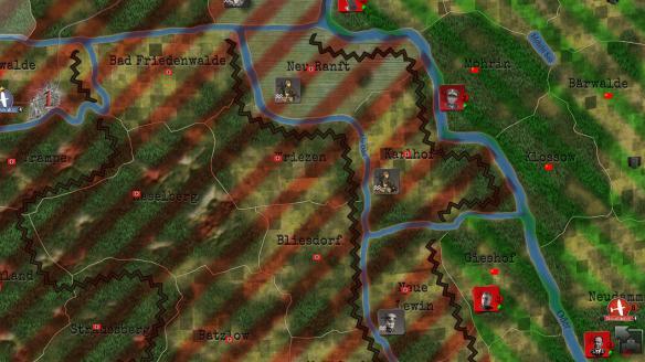 《世界大战:俄罗斯战争》游戏截图