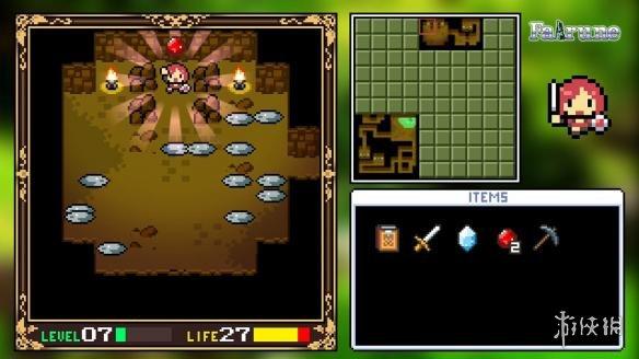 《神巫女合集》游戏截图