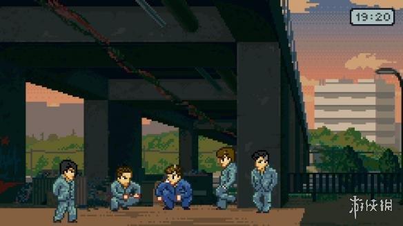 《石川凛吾的伙伴们》游戏截图