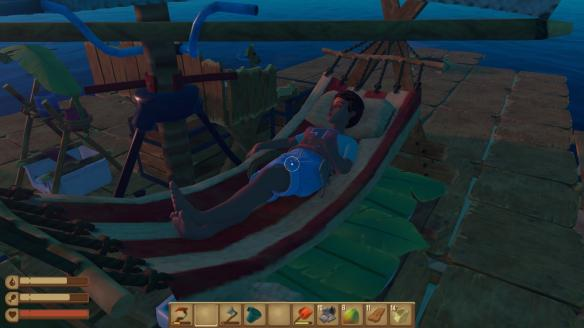 《船长漂流记》Raft游戏截图-3