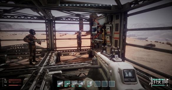 《火星记忆》游戏截图