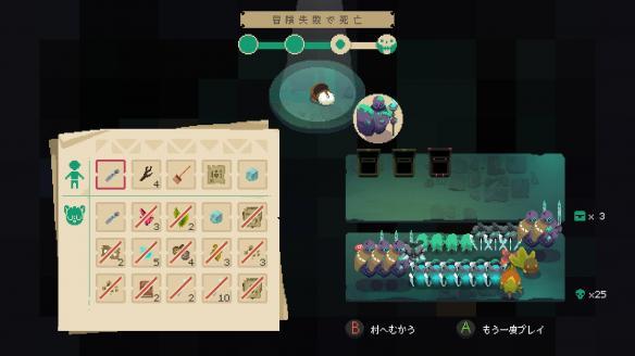 《夜勤人》游戏截图-2