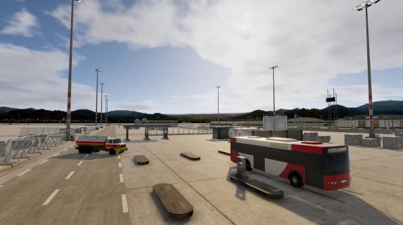 《机场模拟2019》游戏截图