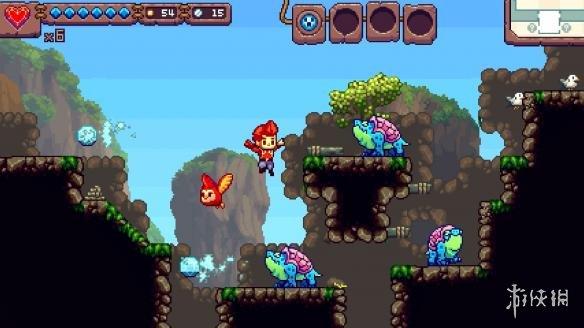 《鹰之岛》游戏截图1