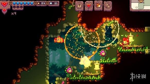 《鹰之岛》游戏截图2
