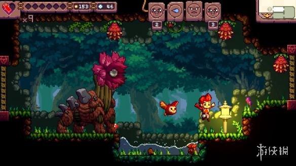 《鹰之岛》游戏截图3