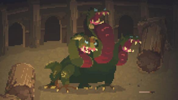 《爬行》Crawl游戏截图-2