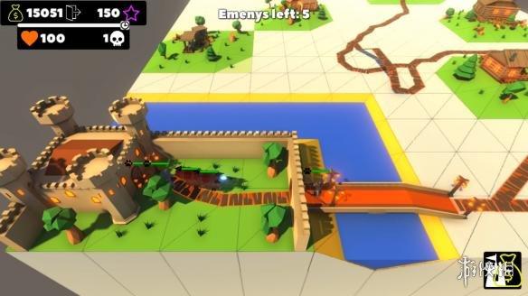 《我的超级塔III》游戏截图
