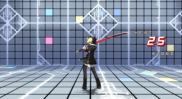 《苍翼默示录:交叉组队战》游戏截图-2