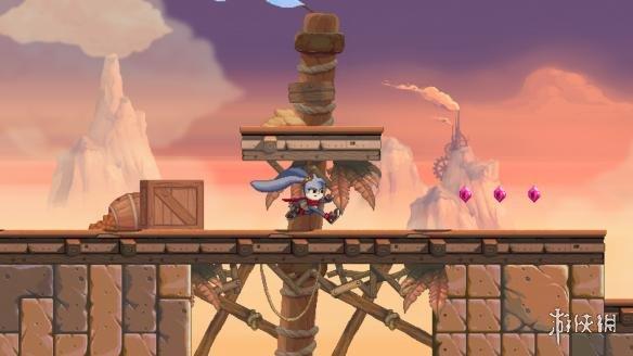 《風與狂野面具》游戲截圖