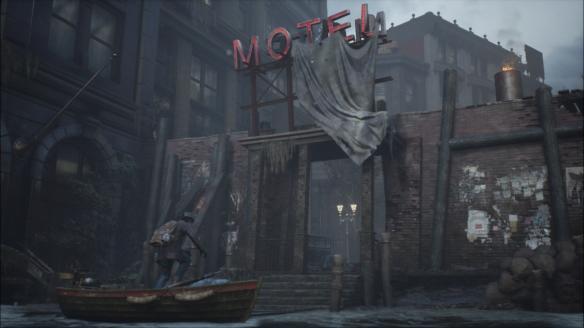 《沉没之城》游戏截图-2