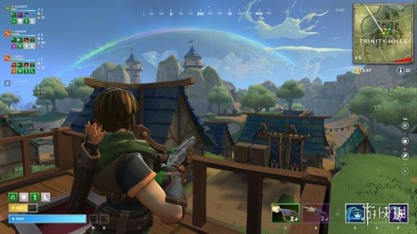 《皇家领地》游戏截图
