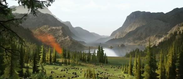 《光环:无限》游戏截图-1