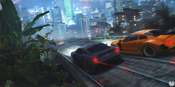 《极限竞速:地平线4》游戏截图