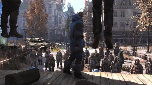 《消逝的光芒2》游戏截图