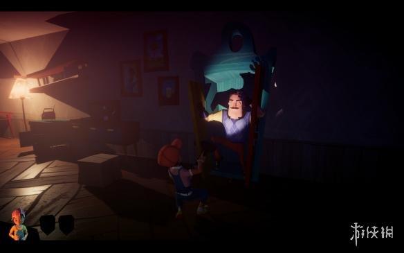 《秘密鄰居》游戲截圖