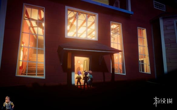 《秘密邻居》游戏截图