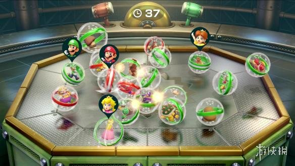 《超级马里奥聚会》游戏截图