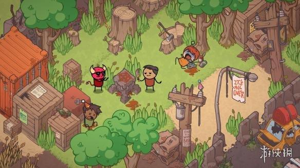 《極樂地獄》游戲截圖