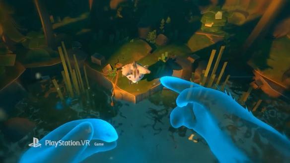 《幽靈巨人》游戲截圖