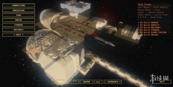 《创世纪:阿尔法一号》游戏截图