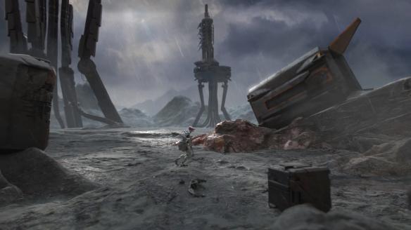 《风暴之地》游戏截图-1