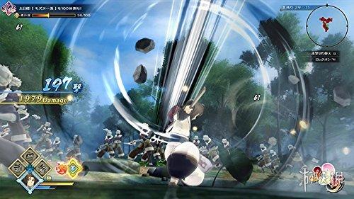 《傳頌之物:斬》游戲截圖