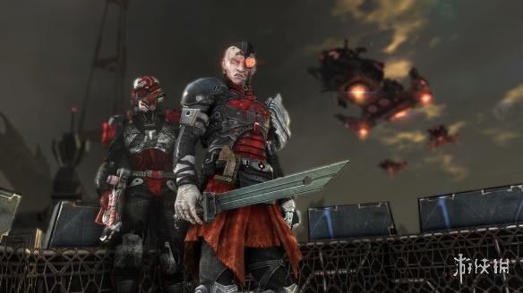 《反抗軍2050》游戲截圖