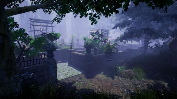 《小径迷踪》游戏截图