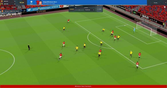 《足球經理2018》游戲截圖-2