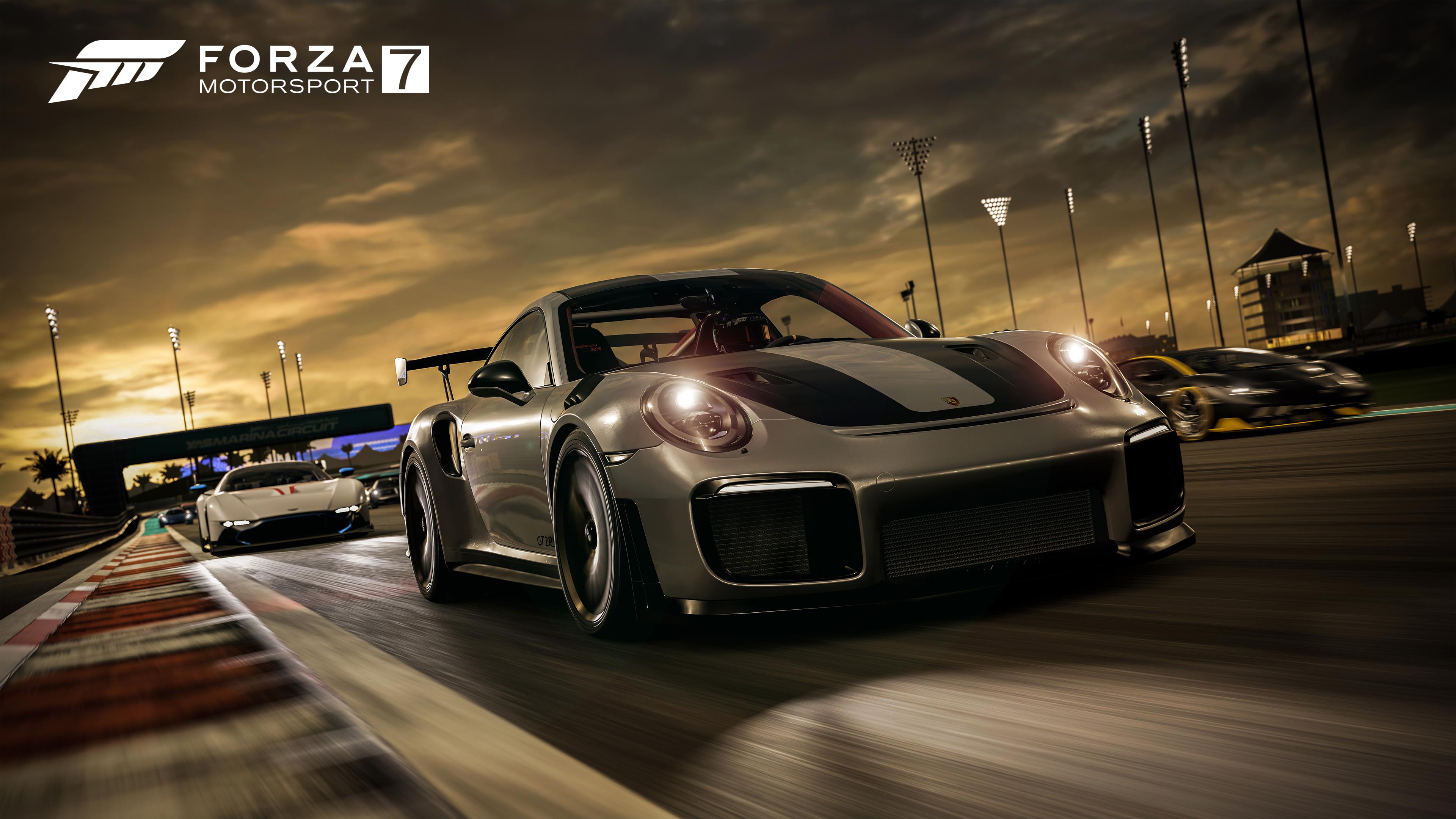 极限竞速7游戏图片欣赏