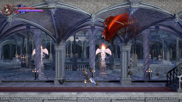 《血污:夜之儀式》游戲截圖
